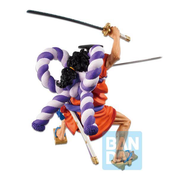 Figura Kozuki Oden One Piece Wano Kuni Second Act Ichibansho
