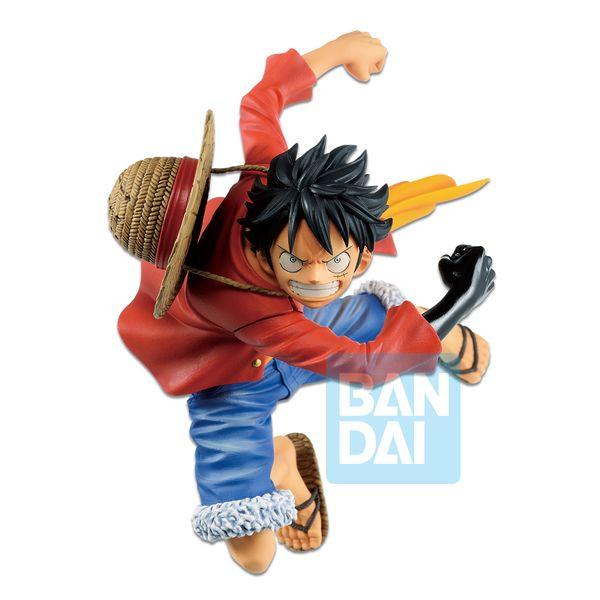 Luffy One Piece Figure Ichibansho Dynamism Of Ha
