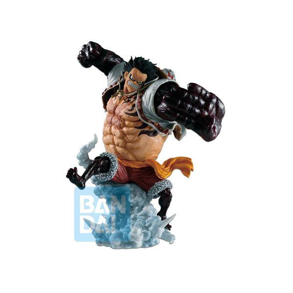 Luffy Gear 4 Boundman Figure One Piece Ichibansho Battle Memories