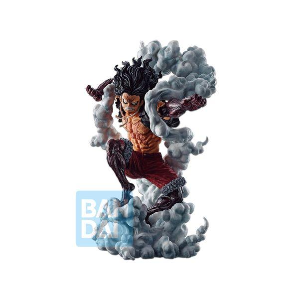 Luffy Gear 4 Snakeman Figure One Piece Ichibansho Battle Memories
