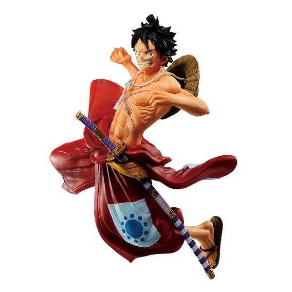 Luffy Taro Figure One Piece Ichibansho Full Force