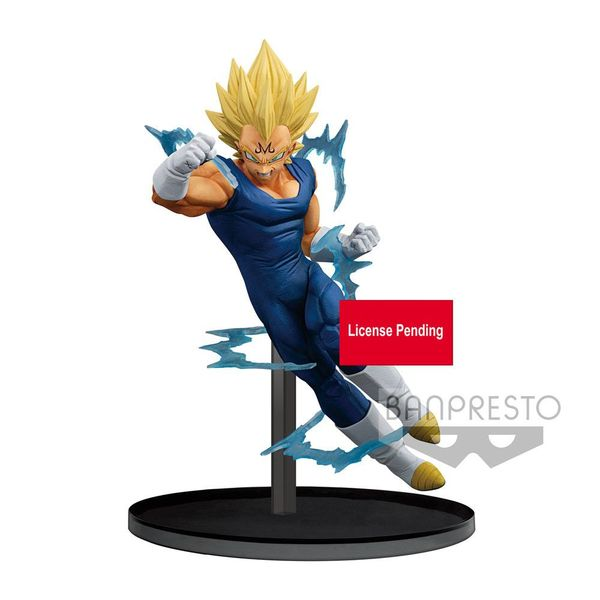 Figura Majin Vegeta SSJ Dragon Ball Z Dokkan Battle