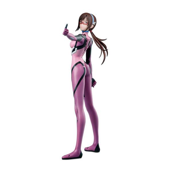 Mari Makinami Illustrious Figure Evangelion Shin Gekijouban Ichibansho Hatsugouki Shutsugeki Seyo!