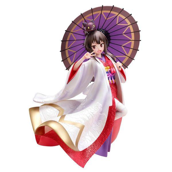 Megumin Shiromuku Figure Kono Subarashii Sekai ni Shukufuku wo