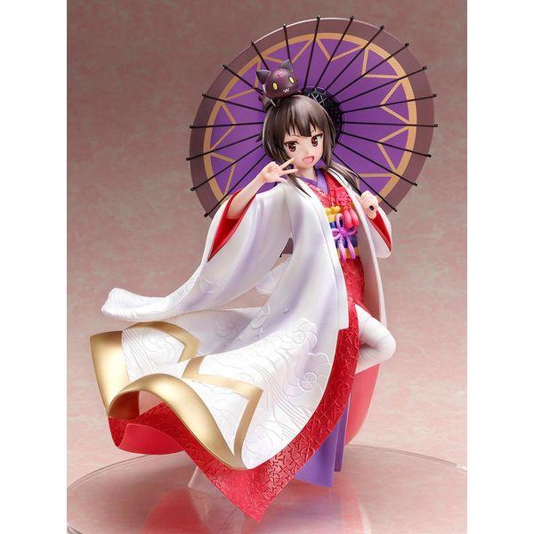 Figura Megumin Shiromuku Kono Subarashii Sekai ni Shukufuku wo