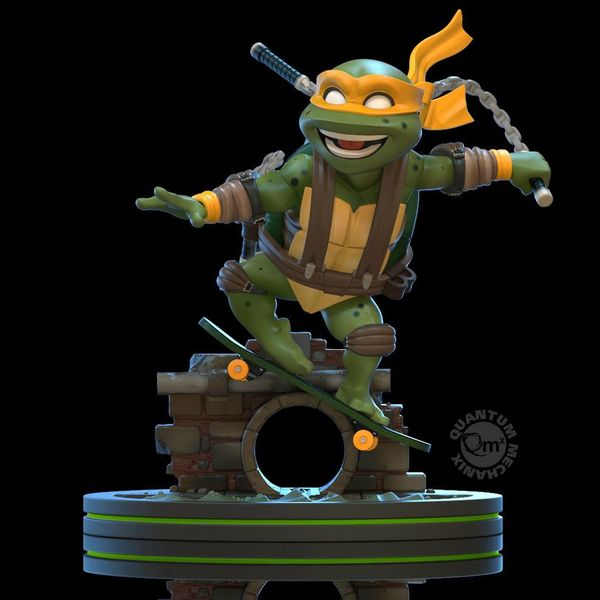 Michelangelo Figure Teenage Mutant Ninja Turtles Q Fig