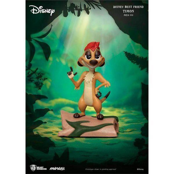Figura Mini Timon Egg Attack El Rey Leon Disney Best Friends