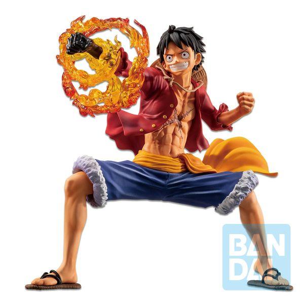 Monkey D. Luffy One Piece Figure Treasure Cruise Ichibansho