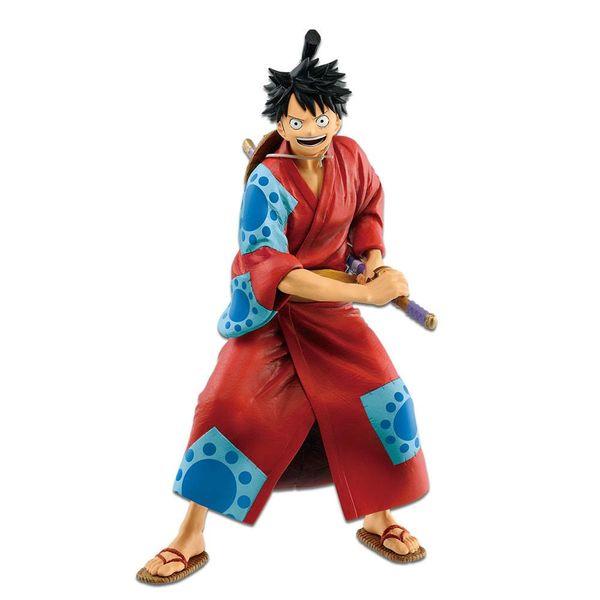 Figura Monkey D Luffy Tarou One Piece Masterlise