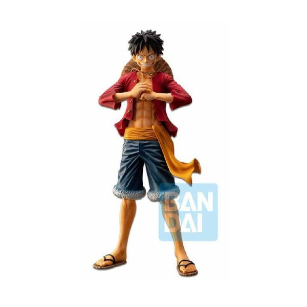 Monkey D Luffy The Bonds of Brothers Figure One Piece Ichibansho