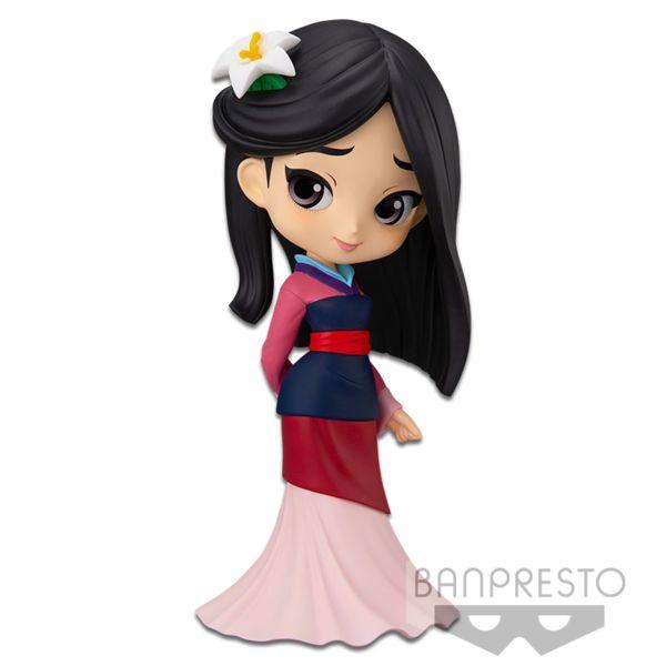 Mulan Figure Disney Characters Q Posket
