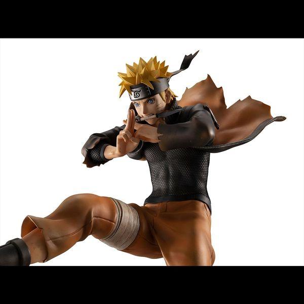 Naruto Uzumaki Shinobi World War Figure Naruto Shippuden G.E.M.