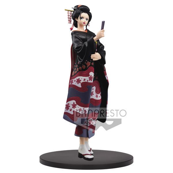 Figura Nico Robin One Piece The Grandline Lady DXF Wanokuni Vol 2