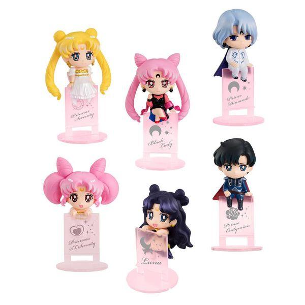 Figura Night & Day Sailor Moon Ochatomo Series