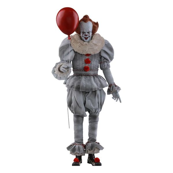 Figura Pennywise IT Capitulo 2 Movie Masterpiece