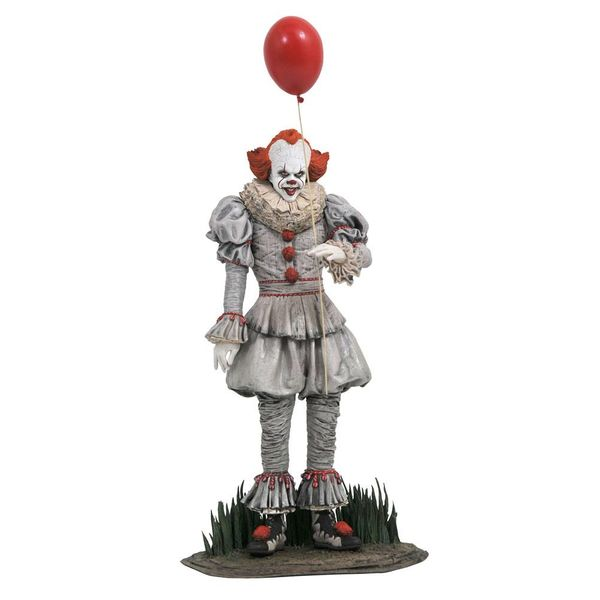 Картинки по запросу IT PVC Gallery Statues - IT Chapter 2 - Pennywise