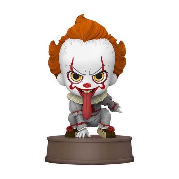 Pennywise Tongue Figure IT Chapter 2 Cosbaby