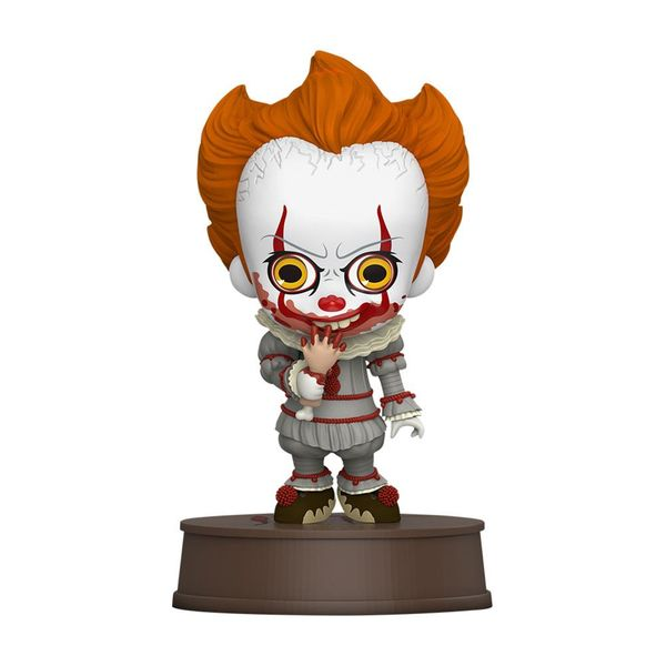 Pennywise with Broken Arm Figure IT Chapter 2 Cosbaby
