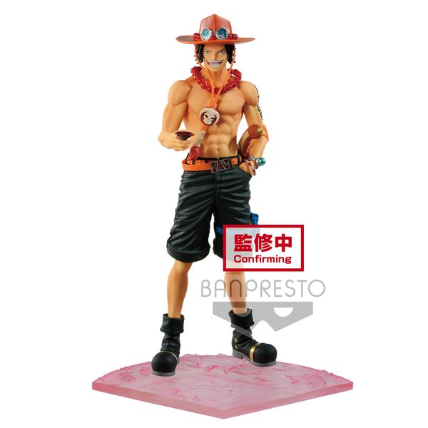 Portgas D Ace Figure One Piece Magazine Special Episode Vol 2