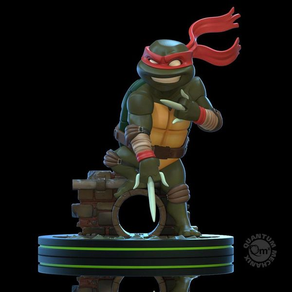 Raphael Figure Teenage Mutant Ninja Turtles Q Fig