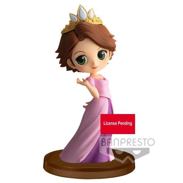 Figura Rapunzel Crowned Enredados Disney Q Posket Petit