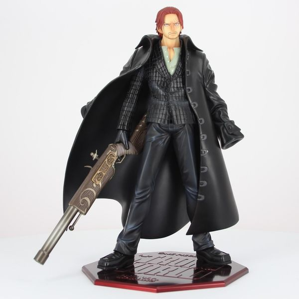 Figura Red Hair Shanks Strong World Edition One Piece P.O.P.