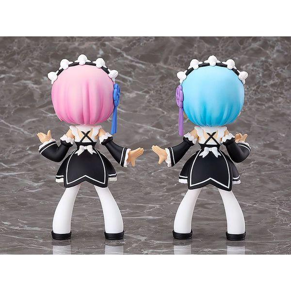 Rem & Ram Figure Re:Zero Yurumari