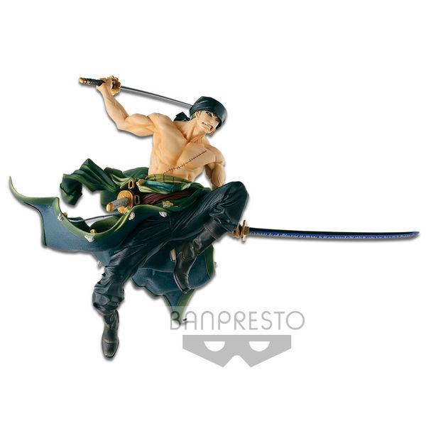 Roronoa Zoro Figure One Piece BWFC