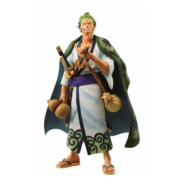 Figura Roronoa Zoro Zorojyuro One Piece Ichibansho