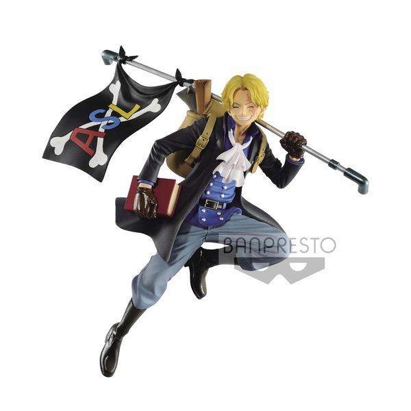 Sabo Figure One Piece DXF Three Brothers