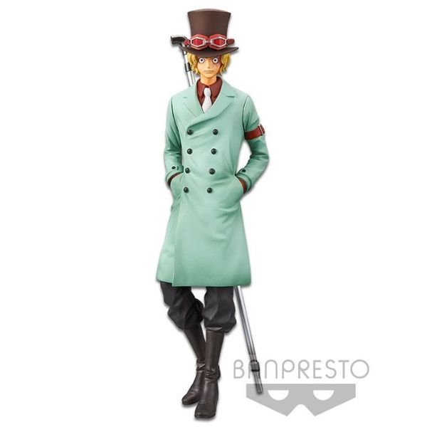 Figura Sabo One Piece Stampede DXF The Grandline Men