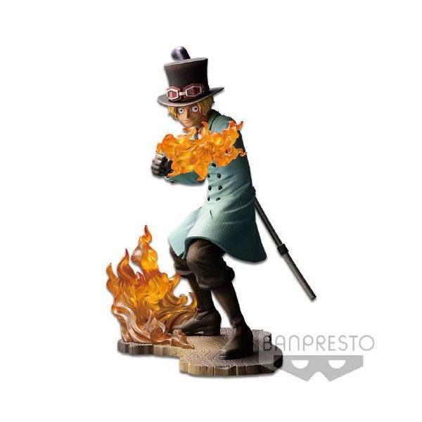 Sabo Figure One Piece Stampede Posing Series