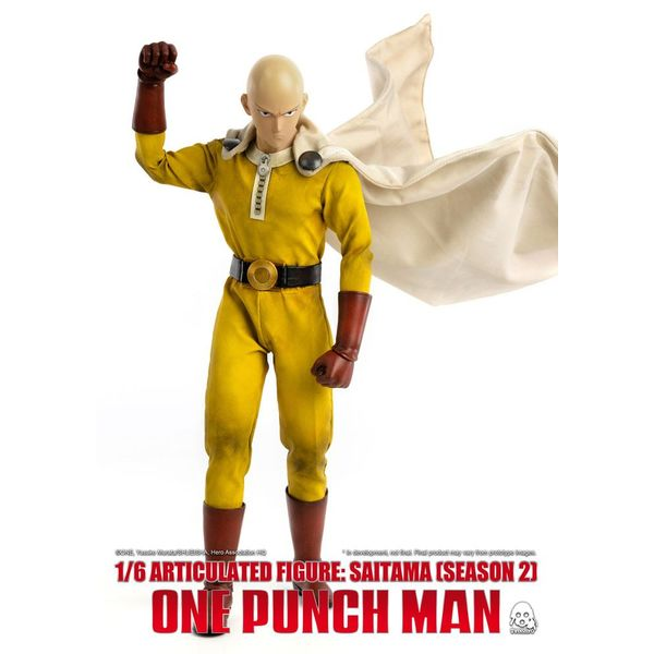 Figura Saitama Season 2 One Punch Man