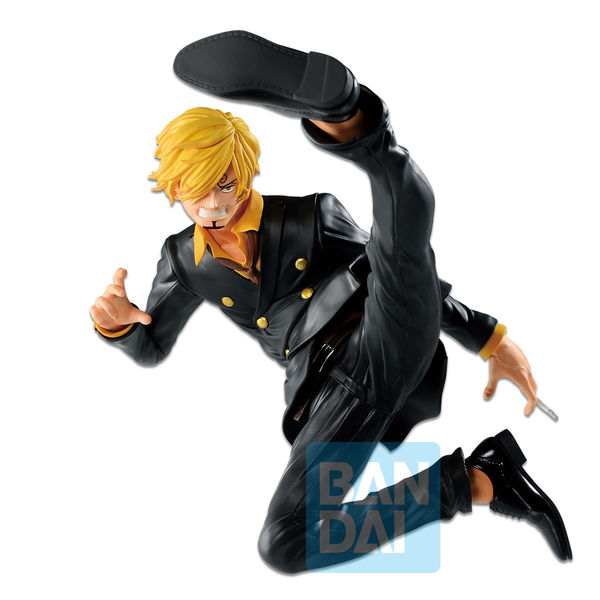 Sanji One Piece Figure Ichibansho Dynamism Of Ha Kurogami Collectors Geek Shop