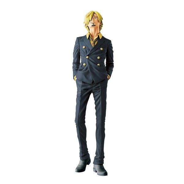 Sanji Figure One Piece Memory Figure Masterlise