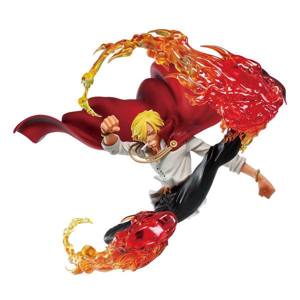 Figura Sanji One Piece Treasure Cruise Ichibanso