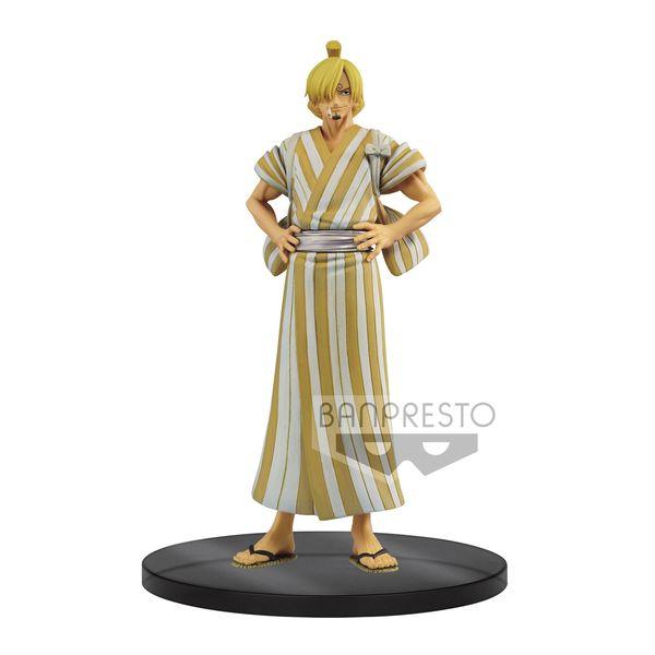 Sanji Wano Kuni Figure One Piece DXF Grandline Men