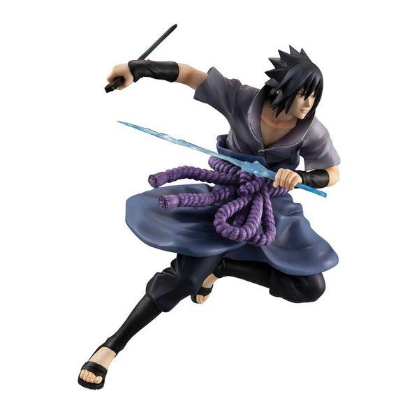 Sasuke Uchiha Shinobi World War figure Naruto Shippuden G.E.M.