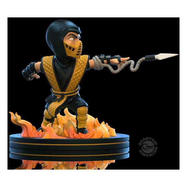 Figura Scorpion Mortal Kombat Q-Fig
