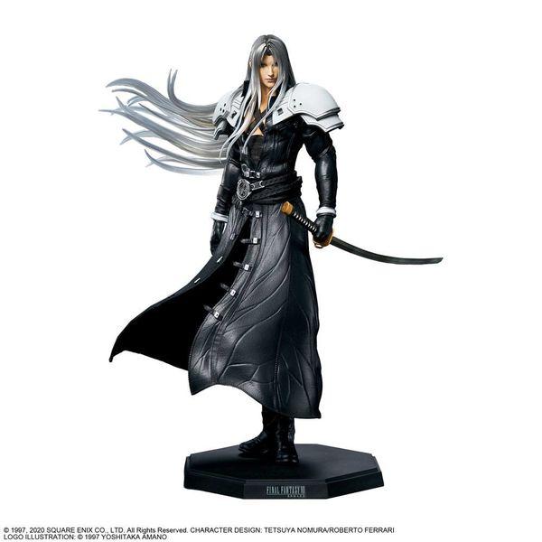 Sephiroth Figure Final Fantasy VII Remake