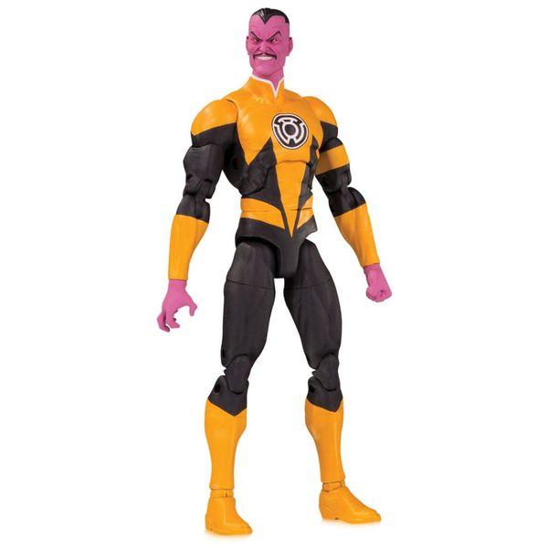 Картинки по запросу DC Essentials Figures - Sinestro