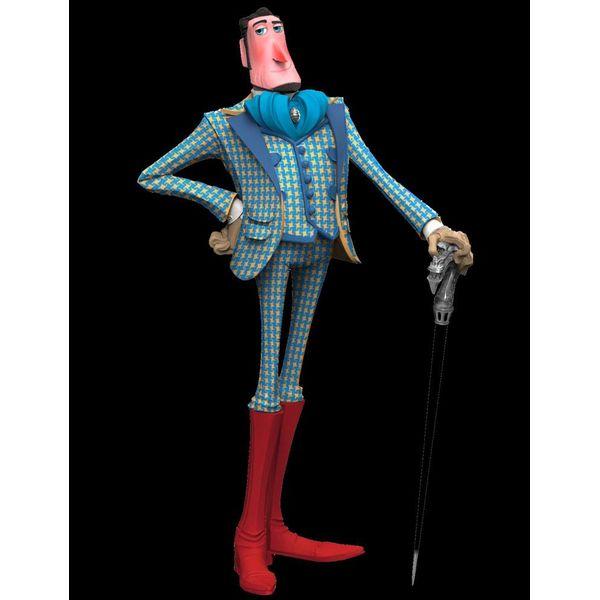 Sir Lionel Figure Missing Link Mini Epics