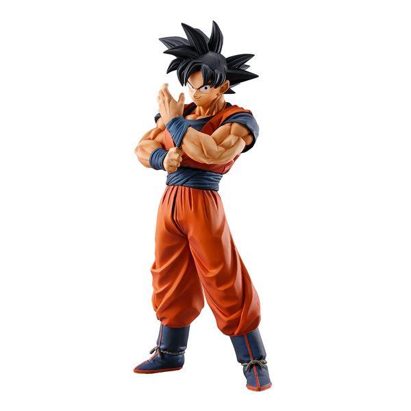 Son Goku Base Figure Dragon Ball Super Ichibansho Strong Chains
