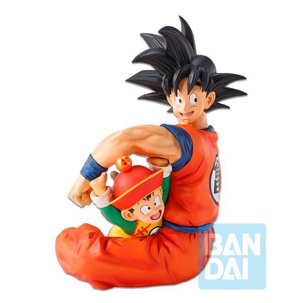 Son Goku & Son Gohan Figure Dragon Ball Z Dragon Ball Ex Ichibansho