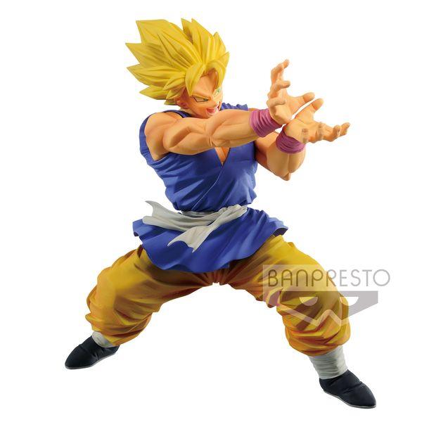 Son Goku SSJ Figure Dragon Ball GT Ultimate Soldiers