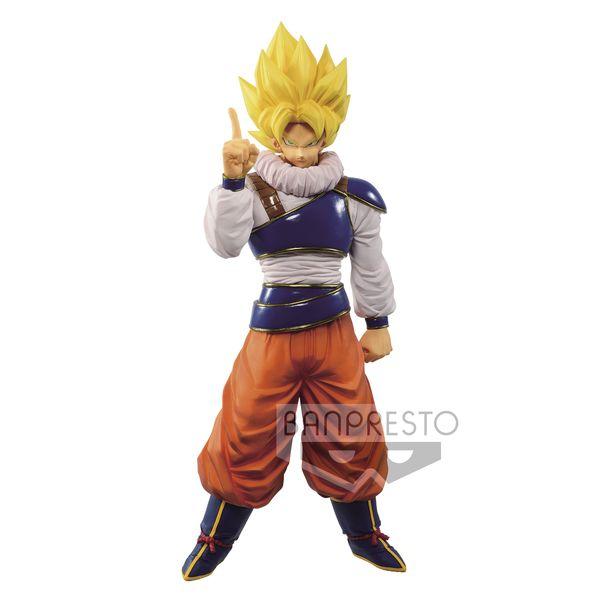 Figura Son Goku SSJ Dragon Ball Legends Collab