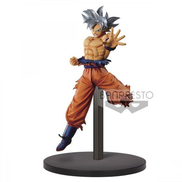 Figura Son Goku Ultra Instinct Attack Dragon Ball Super Chosenshiretsuden
