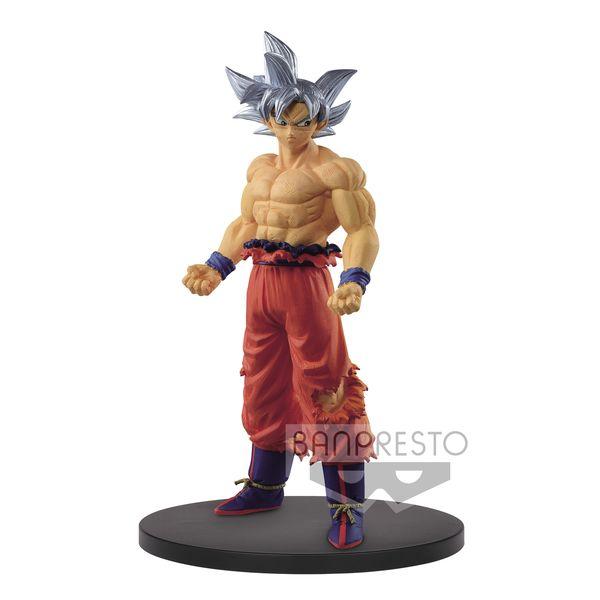 Figura Son Goku Ultra Instinct Dragon Ball Super Creator x Creator