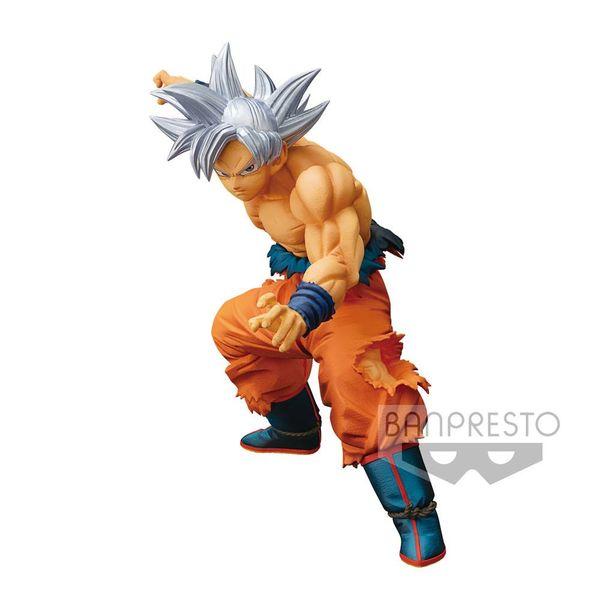 Son Goku Ultra Instinct Figure Dragon Ball Super Maximatic