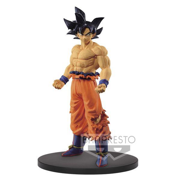 Son Goku Ultra Instinct Sign Figure Dragon Ball Super Creator x Creator